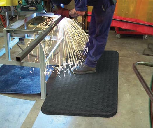 Mat for Welding