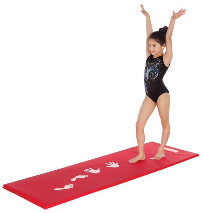 Easy Cartwheel Mat Free Shipping