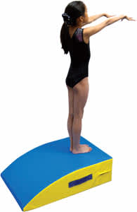 Gymnastics Mounting Block - Mini Mounting Block for Kids