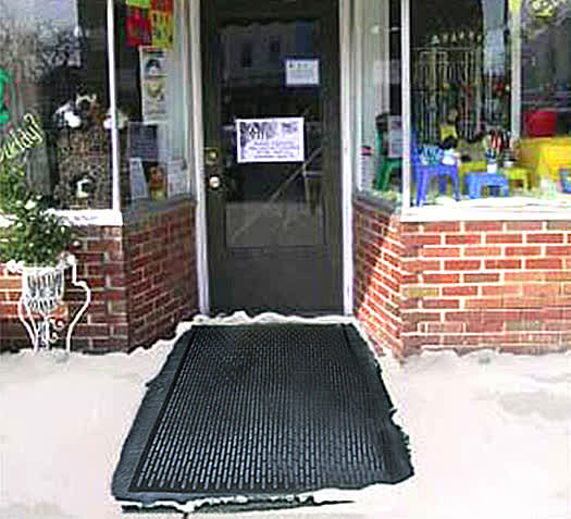 Snow Melting Mats - Ice Melting Mats