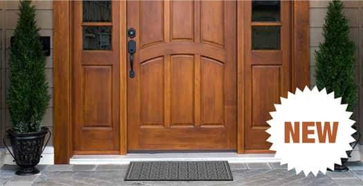 front door scraper mat