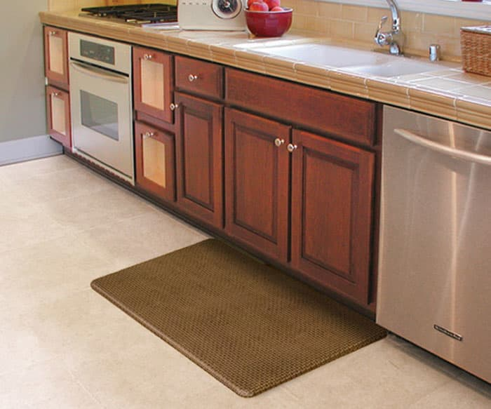 Pro Chef Kitchen Mat With Gel-Like Cushion Feel