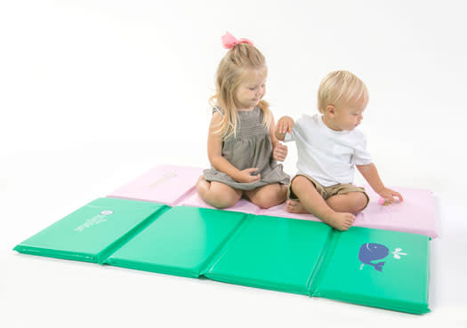 Daycare Nap Mats For Boys and Girls