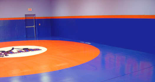 Kwik-Stick Wall Padding is Ideal for padding defensive and tactical training rooms, wrestling facilities, or combative training rooms and gymnasiums.