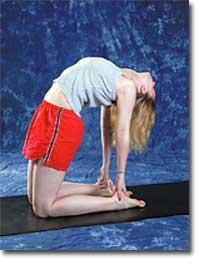 Raja Black Yoga Mat