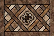 Masterpiece Mat - Rustic Lattice