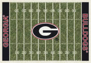 Georgia Bulldogs - Sports Team Rug