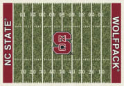 North Carolina State Wolfpack - Sports Team Rug