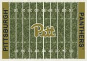 Pittsburgh Panthers - Sports Team Rug