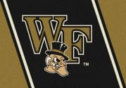 Wake Forest Demon Deacons - Sports Team Rug