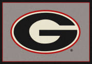 "Georgia Bulldogs ""G"" - Sports Team Rug"
