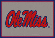 Mississippi (Ole Miss) Rebels - Sports Team Rug