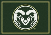 Colorado State Rams - Sports Team Rug