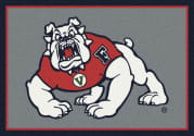 Fresno State Bulldogs - Sports Team Rug