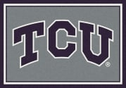 Texas Christian Horned Frogs - Sports Team Rug
