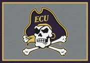 East Carolina Pirates - Sports Team Rug