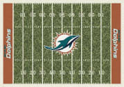 Miami Dolphins - Sports Team Rug