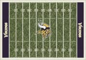 Minnesota Vikings - Sports Team Rug
