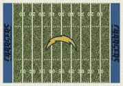 Los Angeles Chargers - Sports Team Rug