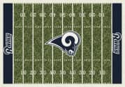 Los Angeles Rams - Sports Team Rug