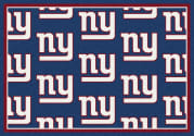 New York Giants (Blue Background) - Sports Team Rug