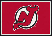 New Jersey Devils - Sports Team Rug