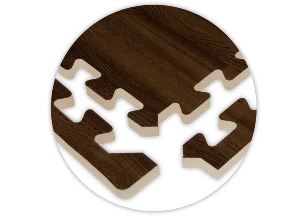 Softwood Kids Playroom Flooring