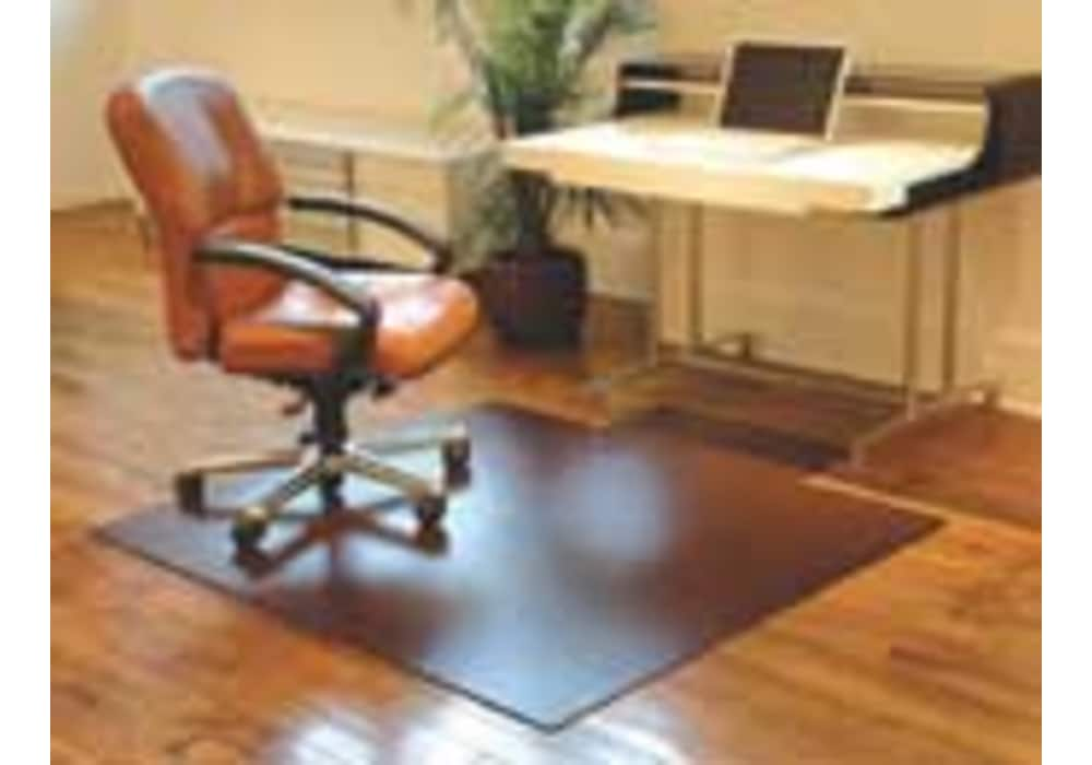 elegant deluxe chair mat made from bamboo for office or home. Black Bedroom Furniture Sets. Home Design Ideas