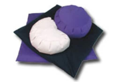 Zafu & Zabuton Meditation Cushion & Mat Set