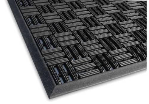 Aquaflow Rubber Entry Mat