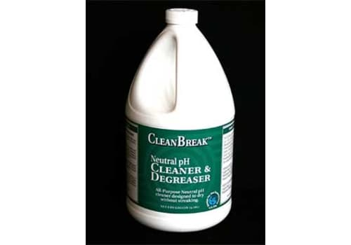 Cleanbreak Neutral Ph Cleaner For Rubber Flooring
