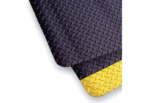 """Diamond Runner Mat with Safety Borders (3/16"""")"""