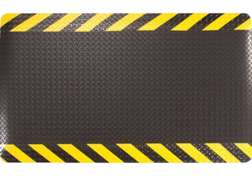 """Ultimate Diamond Fatigue Mat with Safety Borders (15/16"""")"""
