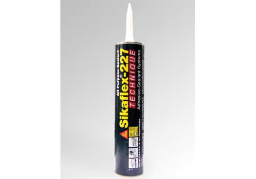 SikaFlex 227 Rubber Floor Seam Sealer (Black)