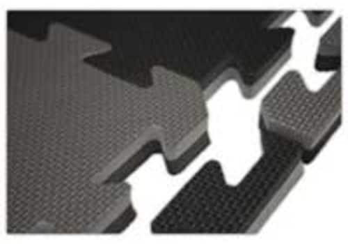 "2'x2'x7/8"" - All Purpose Gym Floor Interlocking Foam Tiles"
