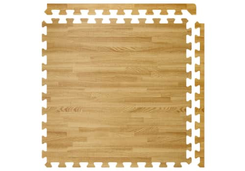 SoftWood Kids Playroom Flooring Tile