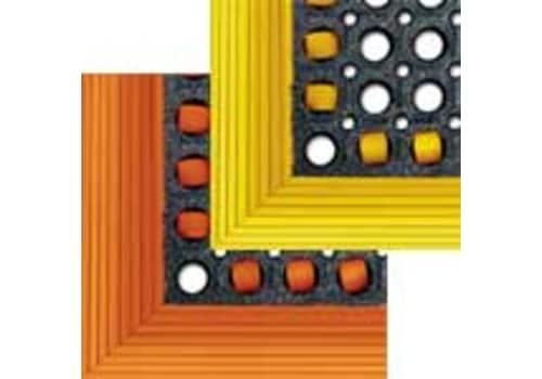"Tru-Tread Drainage Safety Mat with GritTuff (7/8"")"