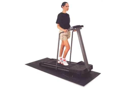 Treadmill Equipment Mat