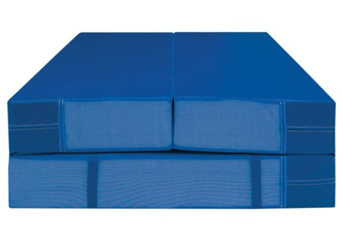 Large Practice Mat Tri-Fold Folded