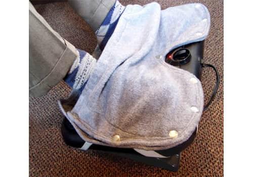 Fleece Foot Cover