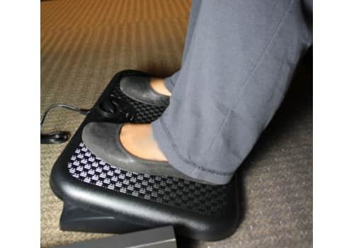 Heated Footrest