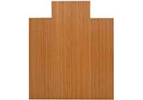 Bamboo Office Chair Mat (Roll-Up)