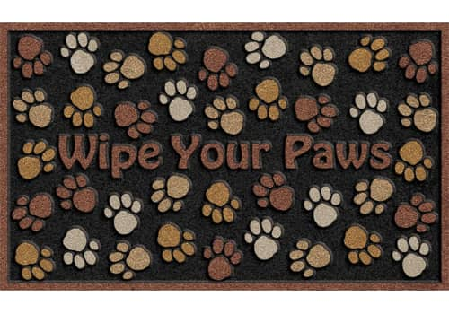 CleanScrape Mat -  Wipe Your Paws
