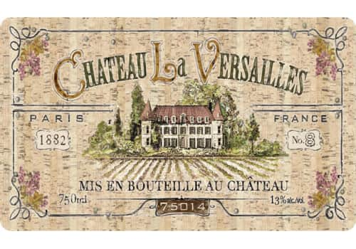 Cushion Comfort Kitchen Mat - Chateau Versailles