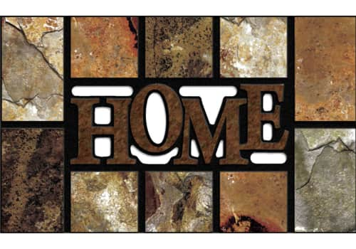 Masterpiece Mat - Home Slate
