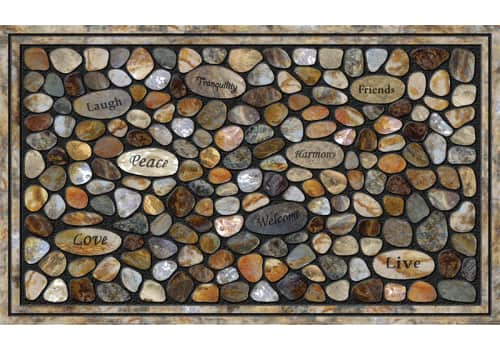 Masterpiece Mat - Inspirational Rocks