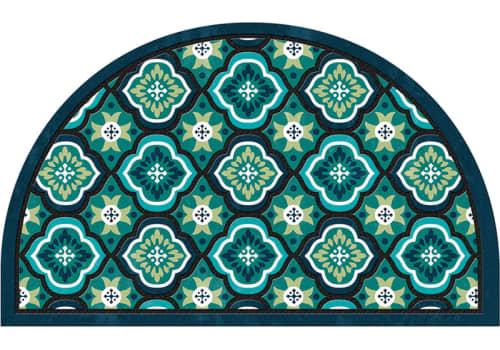 Masterpiece Mat - Medallion Tiles