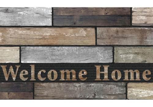 Masterpiece Mat - Welcome Home Slats