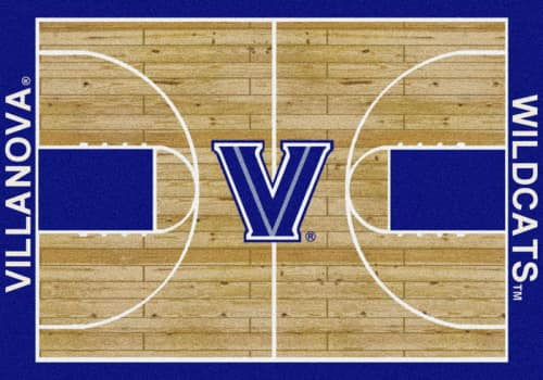 NCAA Home Court Rug