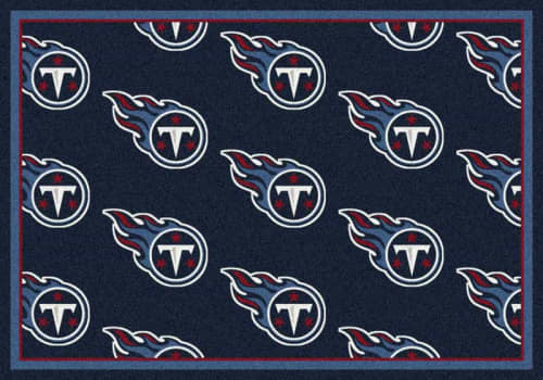 NFL Team Repeat Rug